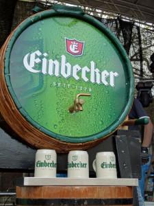 Faß Einbecker Brauhaus Bier